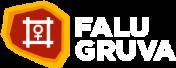 Logotyp för Falu Gruva