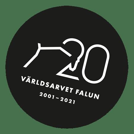 Världsarvet Falun 20 år